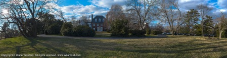 Hollin Hall (HDR panorama)