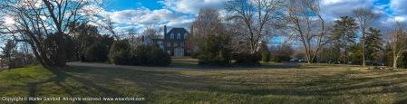 Hollin Hall (HDR panorama)